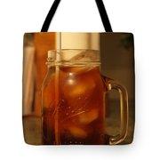 Teris Peach Tea Sober Tote Bag