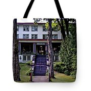 Terrace Inn Tote Bag