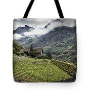 Terraced Vineyard Tote Bag