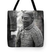Terracotta Army Warriors In Xian China Tote Bag