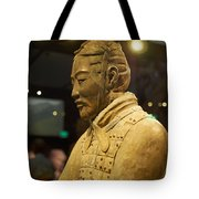 Terracotta Soldiers Tote Bag