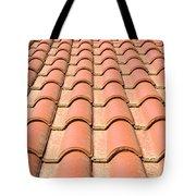 Terracotta Tiles Tote Bag