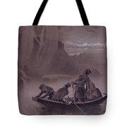 Terrible Vengeance Tote Bag by Vladimir Egorovic Makovsky