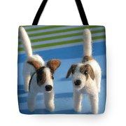 Terriers Tote Bag