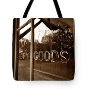 Terry Store 1891 Tote Bag