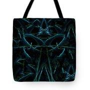 Tesla's Mind Tote Bag