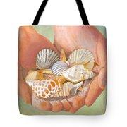 Tesori Del Mare - Treasures Of The Sea Tote Bag