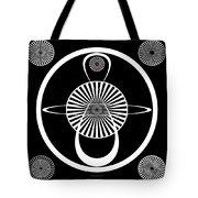 Test Pattern Tote Bag