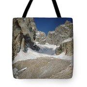 1m9385-teton Glacier Tote Bag