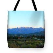 Teton Light Tote Bag