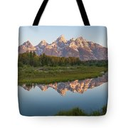 Teton Reflecting Tote Bag