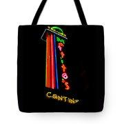 Tex Mex Cantina Neon Tote Bag