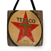 Texaco Star Tote Bag