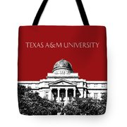 Texas A And M University - Dark Red Tote Bag