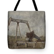 Texas Black Gold Tote Bag