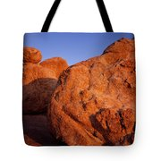 Texas Canyon Sunrise 1 Tote Bag