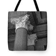 Texas Capitol Detail Tote Bag