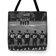 Texas High School Football  Tote Bag