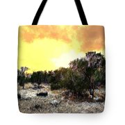 Texas Hill Country Tote Bag