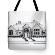 Texas Home 3 Tote Bag by Hanne Lore Koehler