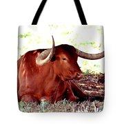 Texas Is Longhorns Tote Bag