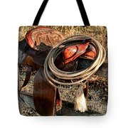 Texas Morning Tote Bag