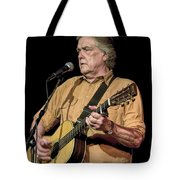 Texas Singer Songwriter Guy Clark Tote Bag