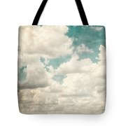 Texas Skies Tote Bag
