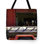 Texas Smoker Tote Bag