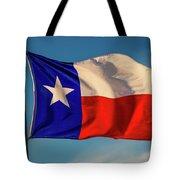 Texas State Flag - Texas Lone Star Flag Tote Bag