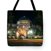 Texas State History Tote Bag