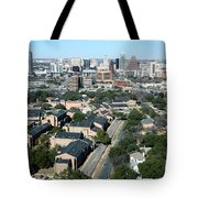 Texas State School For The Deaf Tote Bag