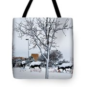 Heritage Grounds Tote Bag