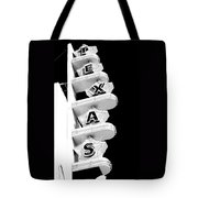 Texas Theater Tote Bag by Darryl Dalton