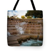 Texas Water Gardens Tote Bag