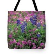 Texas Wildflowers 3 - Fs000930 Tote Bag