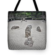 Texas Zen Tote Bag