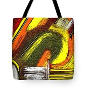 Textural 195 Tote Bag