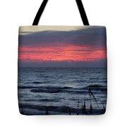Textured Sky Tote Bag