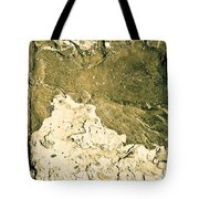 Texture No.2 Beige Version Tote Bag