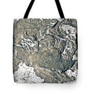 Texture No.2 Effect 4 Tote Bag