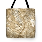 Texture No.6 Effect 2 Tote Bag