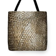 Texture Of Gong Tote Bag