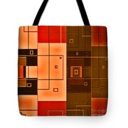 Textured Beauty Tote Bag