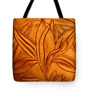 Textured Flower3 Tote Bag