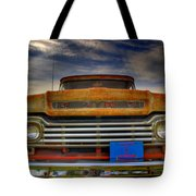 Textured Ford Truck 1 Tote Bag