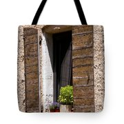 Textured Shutters Tote Bag