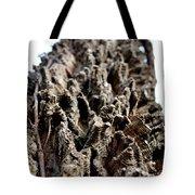 Textured Tree Tote Bag
