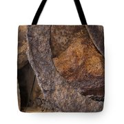 Textures 2 Tote Bag by Fran Riley