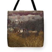 Textures Boathouse Tote Bag